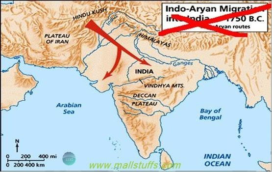 Help with Aryan Invasion Theory?