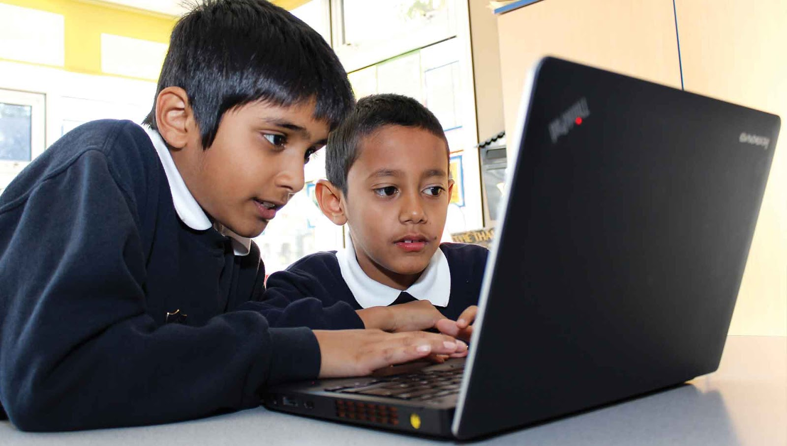 children and computers
